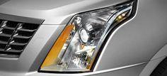 2014 Cadillac SRX -LED Head lights