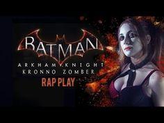 BATMAN ARKHAM KNIGHT EPIC RAP - KRONNO ZOMBER (Videoclip Oficial)