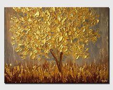 Seascape Paintings, Landscape Paintings, Landscape Art, Art Paintings, Painting Trees, Modern Paintings, Forest Painting, Forest Landscape, Modern Artwork