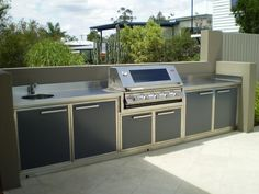 Image of: outdoor grill islands gallery