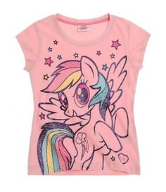 My Little Pony T-paita vaaleanpunainen