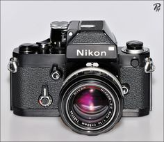 Nikon F2 Photomic http://www.photographic-hardware.info