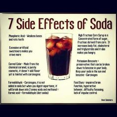 THIS...IS WHY I DONT DRINK THIS STUFF!! #Fitness