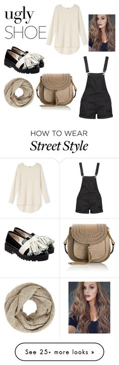 """Ugly shoe"" by jitka-wagnerova on Polyvore featuring Anouki, Chloé, Boohoo and John Lewis"