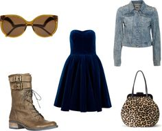 """gotta roll with whatever you know"" by lenalee on Polyvore"
