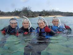 晴れた日のサンゴ礁! - http://www.natural-blue.net/blog/info_1550.html