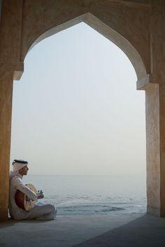 ein Musiker – Daniela Camargo – Join the world of pin Happy City, Arab Swag, Desert Life, Modern Metropolis, Urban Life, United Arab Emirates, North Africa, Golden Gate Bridge, Wonderful Images