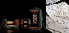 concept lamp design