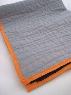 Baby Boy Blanket approx. 30.5 x 37.5 by krWieland on Etsy