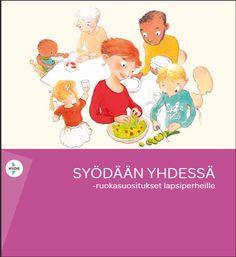 Ruokasuositukset lapsiperheille