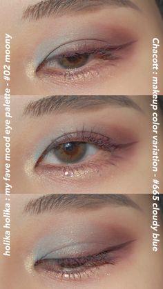 Makeup Inspo, Makeup Inspiration, Makeup Goals, Asian Makeup, Hair Makeup, Eyeshadow Makeup, Gold Makeup Looks, Girls Makeup, Face Art