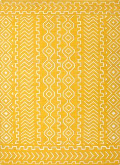 Urban Bungalow Doha Mango Area Rug from FROY