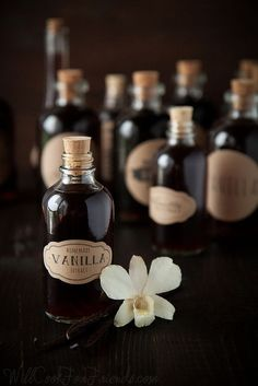 Who doesn't love vanilla extract? If you've ever done any baking, you know it finds its way into nearly every recipe. Even if it's just a little, a bit of vanilla can add that extra somethingto make a dessert special. Even chocolate can be enhanced by a few drops of the stuff! It's no surprise, …