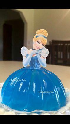 Gelatina de Princesa...