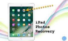 Do you know how to get back your iPad deleted photos? This article is going to give you a great solution to recover your photos on your iPad.