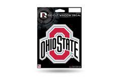Ohio State Buckeyes NCAA Team Die Cut Decal 5 X 6 In