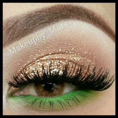 bh cosmetics 120 first edition palette, gold glitter from sinful colors, colors fresh look contacts in hazel, lashes CREME 138 & 62 ♡ @makeupby_mars