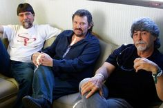 Teddy, Jeff and Randy