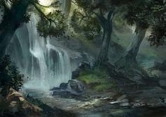 Αποτέλεσμα εικόνας για dark forest