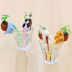 Self Watering Animal Planter