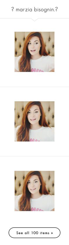 """""""▬ marzia bisognin.▬"""" by disney-clipper ❤ liked on Polyvore featuring marzia, marzia bisognin and pictures"""