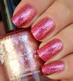 KB Shimmer Pink Tourmaline