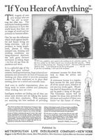 Met Life Insurance Company 1926 Ad Picture