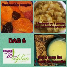 dag 6 Easy Healthy Recipes, Quick Easy Meals, Diet Recipes, Diet Meals, Recipies, 28 Dae Dieet, Dieet Plan, Dash Diet Meal Plan, Marmite