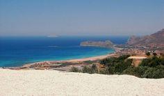 Greece... Chania, Falassarna beach. Love it Chania Greece, Crete, Falassarna Beach, Greek Islands, Water, Places, Outdoor, Water Water, Greek Isles