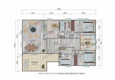 146 M² Tek Katlı Evler