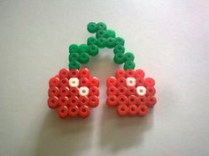 Mini Hama Beads, Diy Perler Beads, Perler Bead Art, Pearler Beads, Fuse Beads, Easy Perler Bead Patterns, Perler Bead Templates, Hamma Beads Ideas, Pearl Beads Pattern