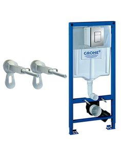 Grohe Rapid SL Cosmo 3 In 1 Pack For WC - 38772001