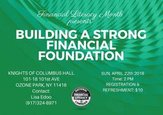 Queens were bringing our financial literacy campaign to your door. April is the month to get your money right. Come out & learn how to stack your coins & save your future. Register now https://ift.tt/2H5zgZa - facebook.com/rlwonderland