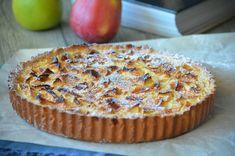 La tarte Normande aux pommes Kiwi, Muffin, Cookies, Breakfast, Apple Cakes, Alsace, Blog, Quiches, Fondant