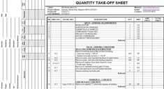Download the Excel based calculation Sheets for creating