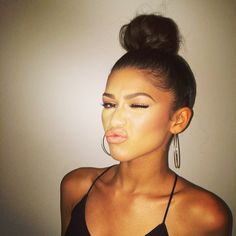 Zendaya | Face beat by me