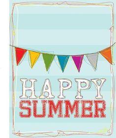 feliz verano!
