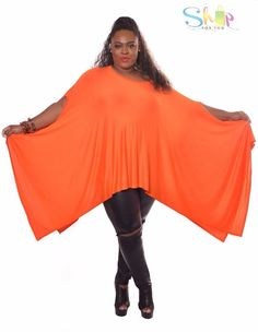 Butterfly Top With Cold Shoulder Detail- Comes in Taupe, Rust, and Black Note the orange top is out of stock. Online Clothing Boutiques, Fashion Boutique, Fashion Show, Clothes, Pop, Shopping, Women, Outfits, Clothing