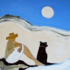 """Dog and I"" : Karen Bezuidenhout"