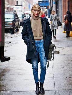 street fashion | model-street-style-2013-new-york-fashin-week