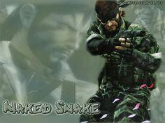 Naked Snake (AKA Big Boss).