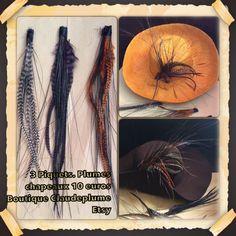 Le chouchou de ma boutique https://www.etsy.com/fr/listing/295355797/3-piquets-plumes-decorations-chapeaux