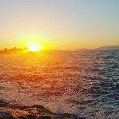 İzmir Günbatımı