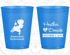 Personalized Frosted Cups, Shatterproof Cups, Frost Flex Cups, Custom Frosted Cups, Frosted Plastic Cups, Frosted Cups (197)