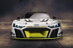 Photographs of the 2019 Audi LMS Coupe. An image gallery of the 2019 Audi LMS New Audi R8, Audi Rs, Audi Sport, Sports Car Racing, Sport Cars, Race Cars, Bentley Continental Gt, Pagani Huayra Pearl, Pagani Zonda