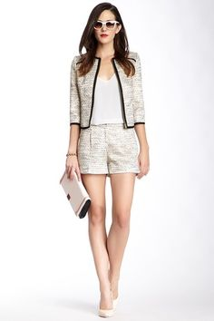 Fusha Tweed Short by Ted Baker on @HauteLook