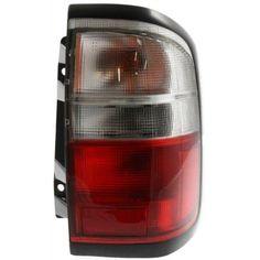 1997-2000 Infiniti QX4 Tail Lamp RH, Assembly