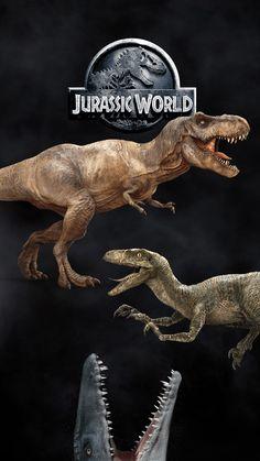 Jurassic World 2015 Dinosaurs Desktop & iPhone 6 Wallpapers HD Jurassic World 2015, Jurassic World Dinosaurs, Jurassic World Fallen Kingdom, Dinosaur Gifts, Dinosaur Art, Cute Dinosaur, Dinosaur Drawing, Michael Crichton, Deep Blue Shark