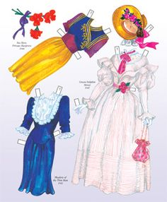 Costumes from See Here, Private Hargrove, Shadow of the Thin Man and Green Dolphin Street. Page 2 of 8 Page book.