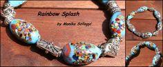 Rainbow Splash - bracelet